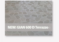 formliner, Safety due to anti slip pattern and anti skid texture in concrete stairs, landings, balcony and access gallery. The Companero GIAN pattern mat provides the precast concrete with an anti-slip pattern
